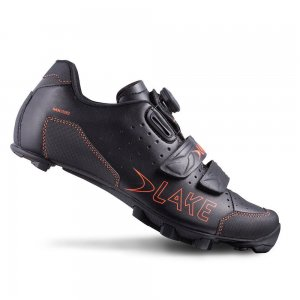 Lake MX 228 schwarz orange