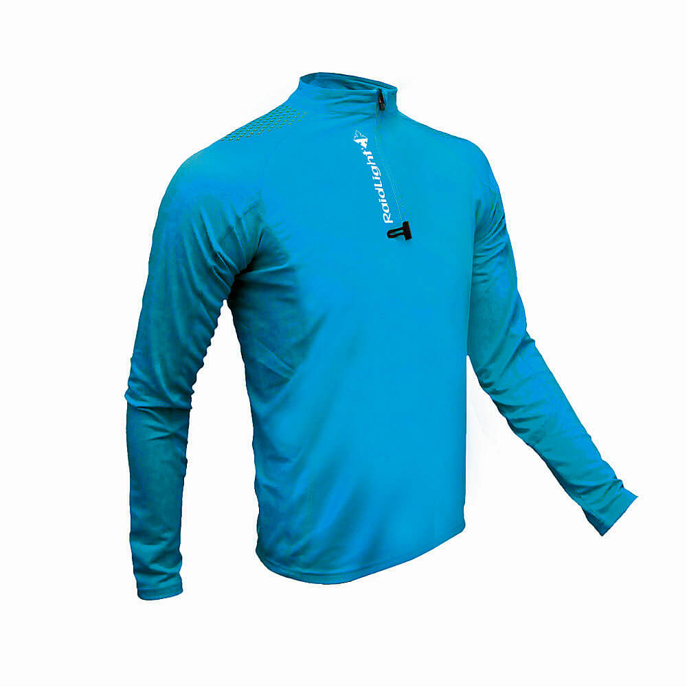 Raidlight Run Active Shirt blau
