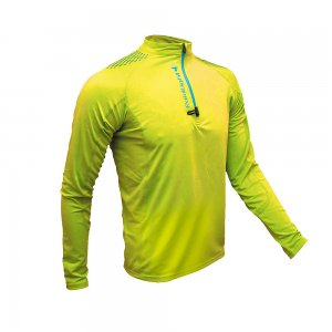 Raidlight Run Active Shirt gelb