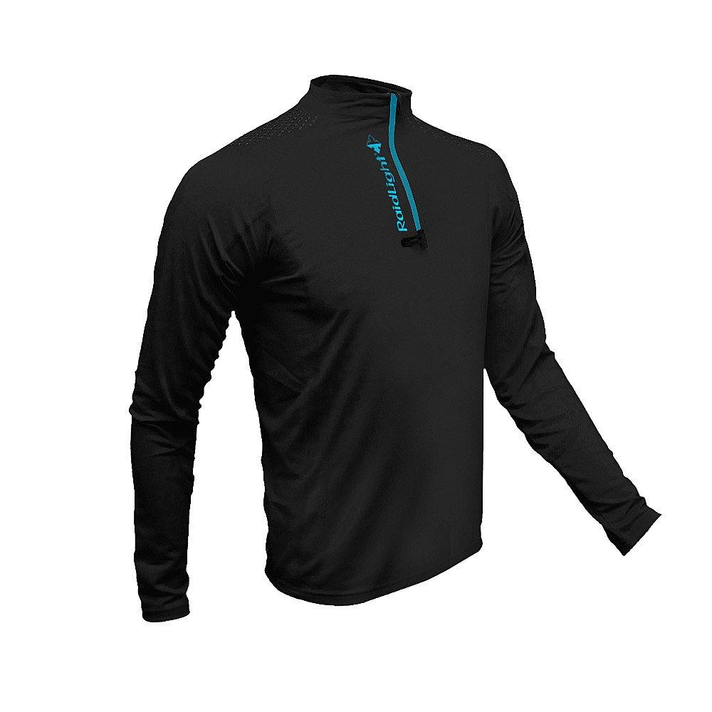 Raidlight Run Active Shirt schwarz
