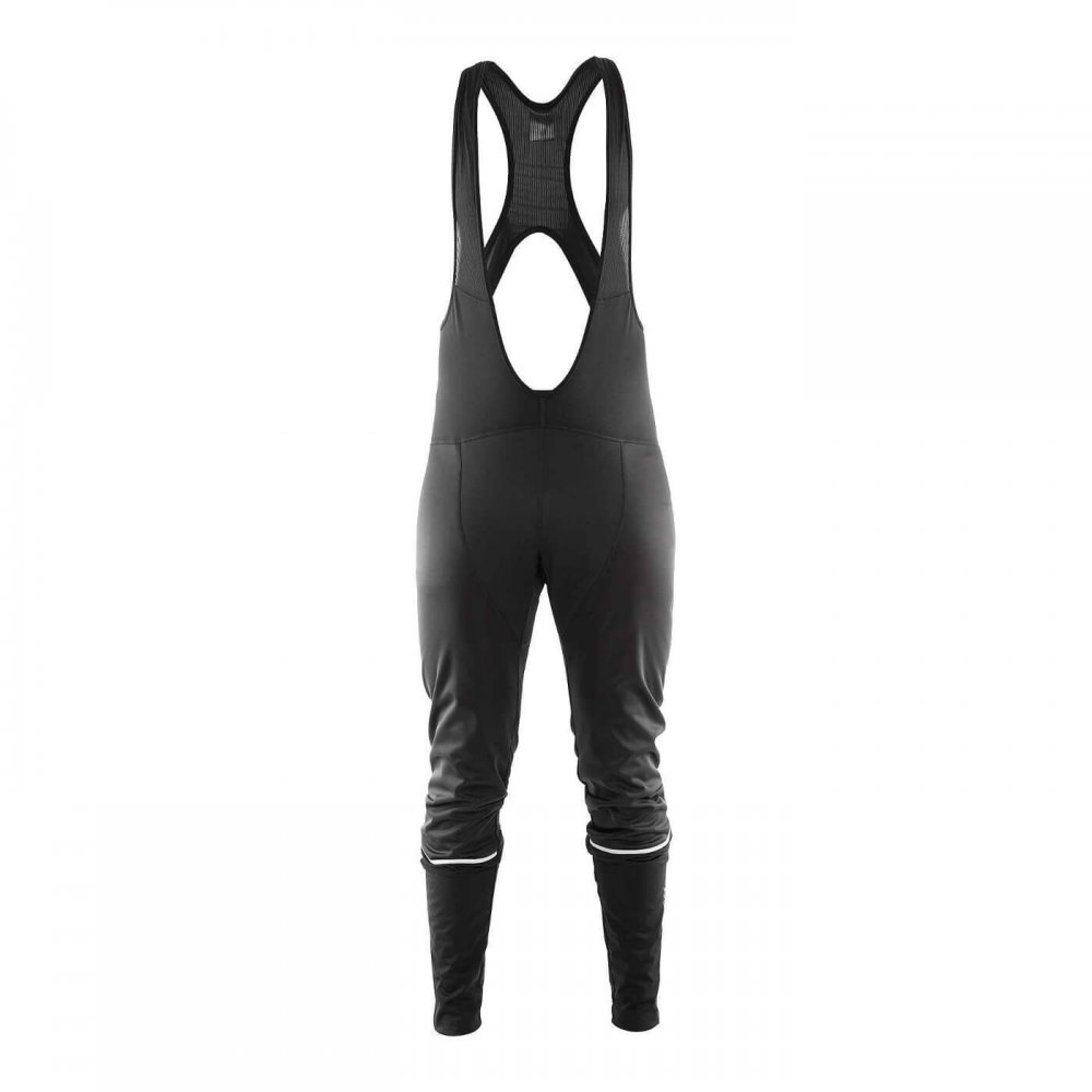 Craft Bike Storm Bib Tights schwarz