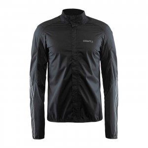 Craft Velo Rain Jacket schwarz