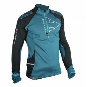Raidlight Wintertrail Shirt blau