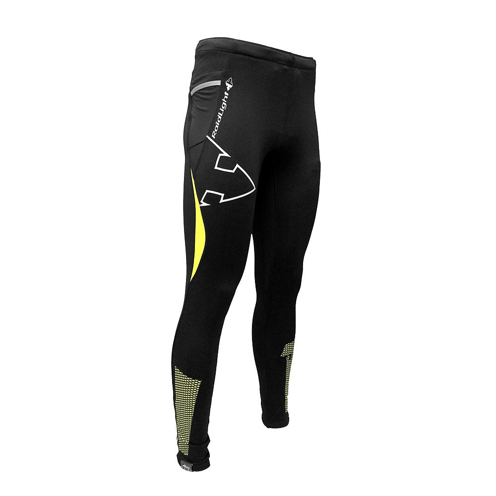 Raidlight Wintertrail Tights gelb
