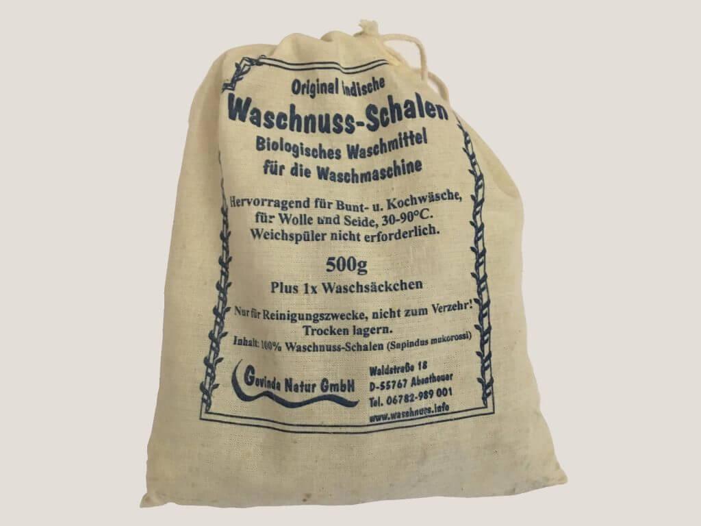 Waschnuss Säckchen