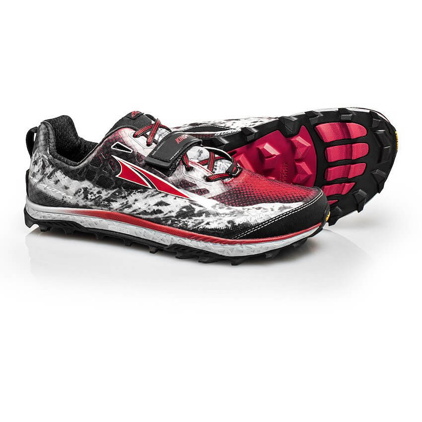 Altra King MT rot