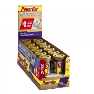powerbar 5 electrolytes black currant box