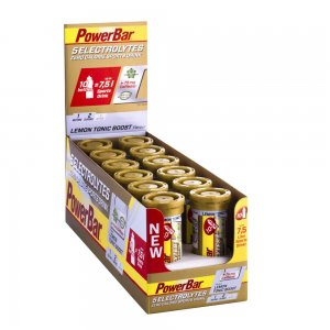 powerbar 5 electrolytes lemon tonic boost