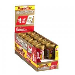 powerbar 5 electrolytes raspberry pomegranate box