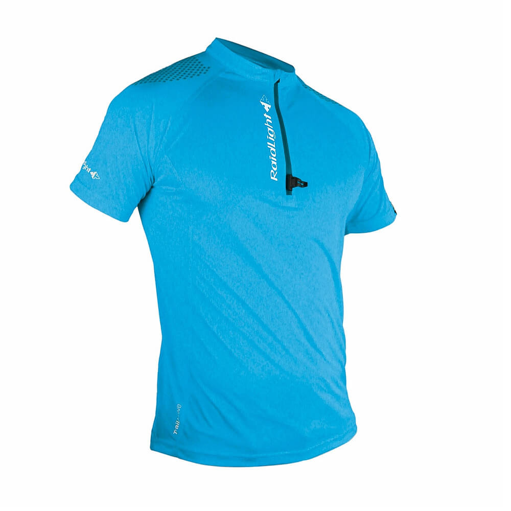 Raidlight Active Run Shirt blau