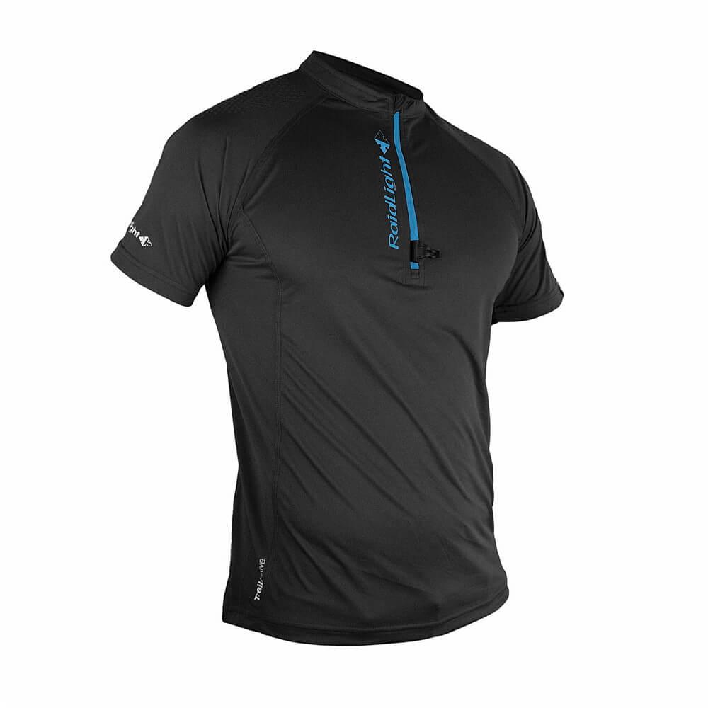 Raidlight Active Run Shirt schwarz