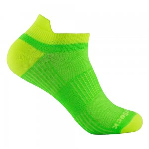 wrightsock coolmesh 2 low tab lemon lime