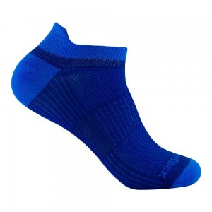 wrightsock coolmesh 2 low tab royal blue