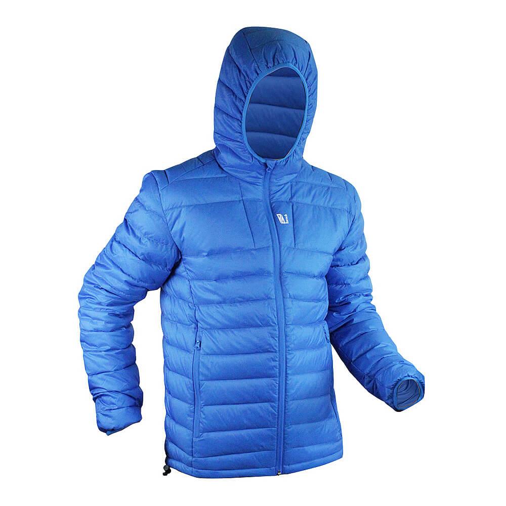 Vertical Down Jacket Evo hellblau