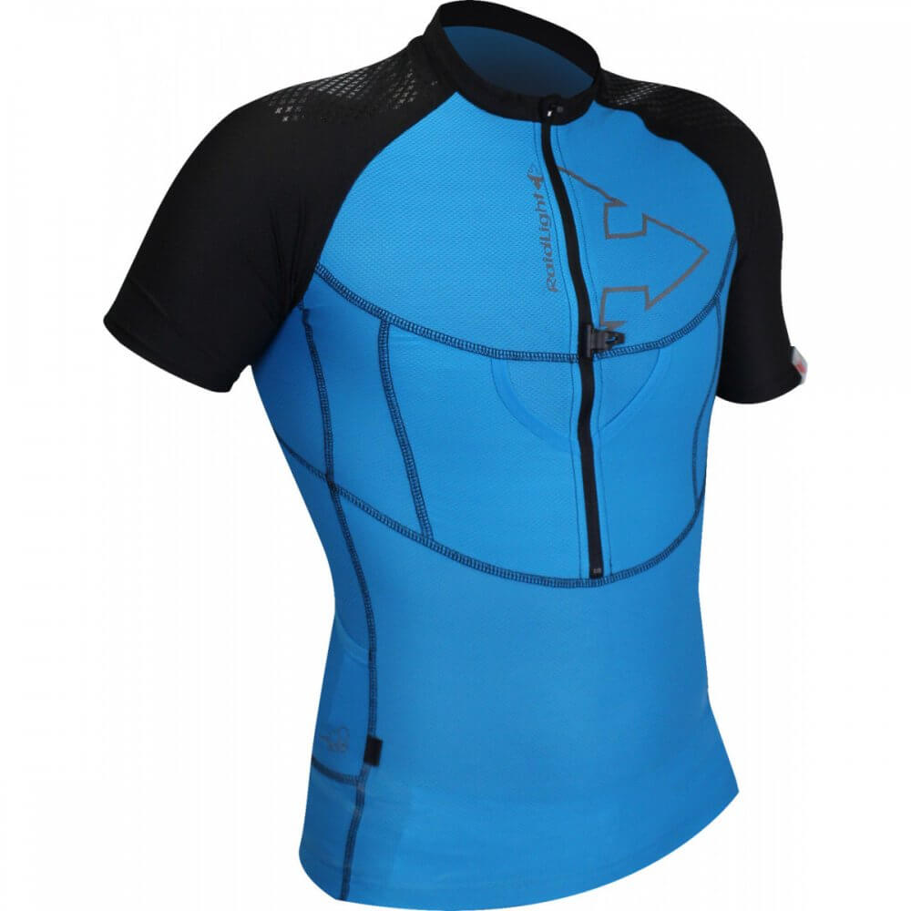Raidlight Trikot XP Fit blau Vorderseite