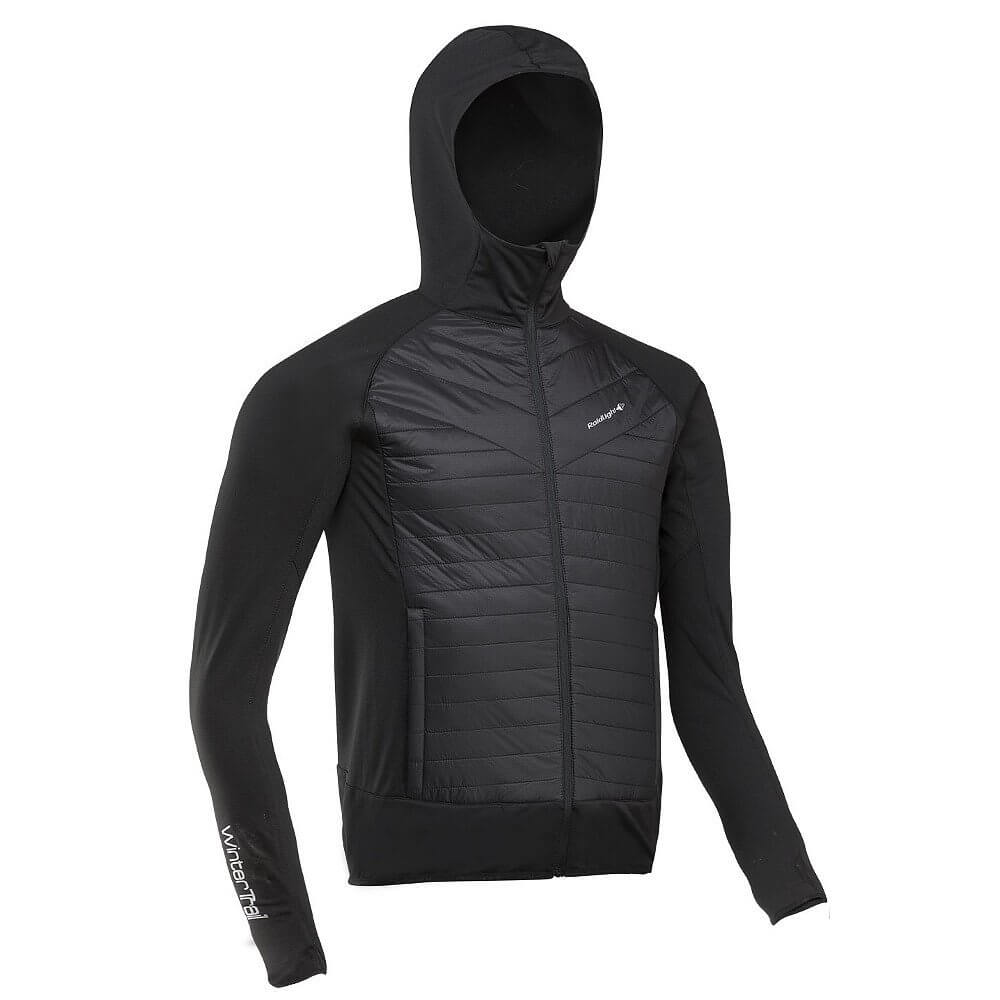 Raidlight Wintertrail Hybrid Jacket schwarz